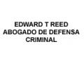 EDWARD T REED