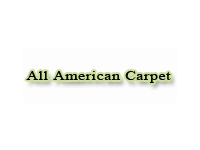 logo ALL AMERICAN CARPET