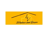 logo A V WINDOWS AND DOORS