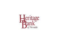 logo HERITAGE BANK OF NEVADA - BUSINESS BANKING