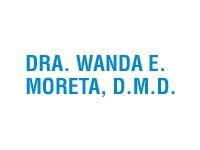 logo DRA WANDA MORETA