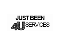 logo JUST BEEN 4U SERVICES
