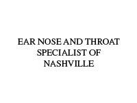 logo EAR NOSE   THROAT SPECIALIST OF NASHVILLE